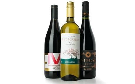 Wine tasting notes: Bulgarian wine