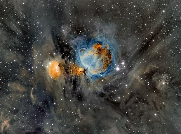Star-dust, interstellar bumblebees and the secret alien civilisation controlling humankind