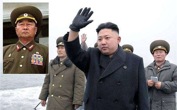 Kim Jong-un purges North Korea's army chief
