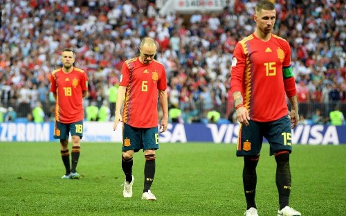 Why possession football is having less impact at the 2018 World Cup