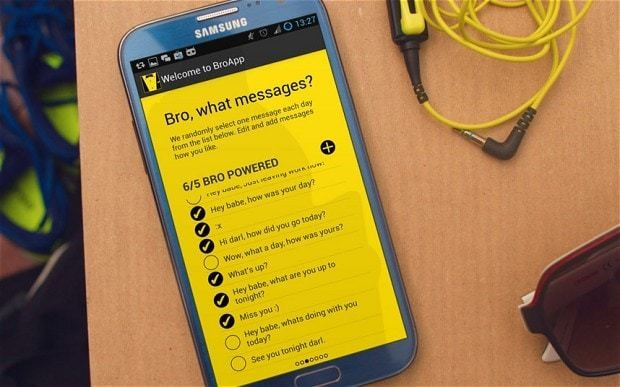 Automated texts to your girlfriend? There's an app for that
