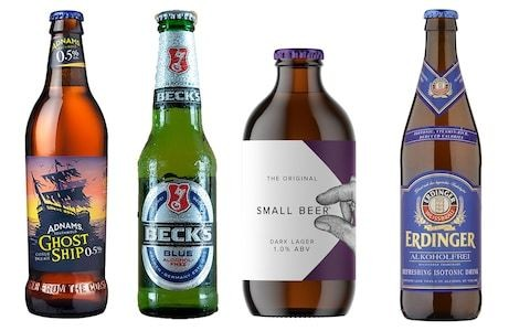 The best low- and no-alcohol beers for Dry January? We ask motorists to test-drive the latest range