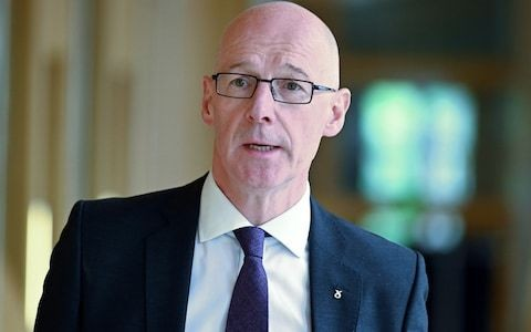 John Swinney orders 'independent' review into Scottish secondary education after inquiry finds catalogue of failings