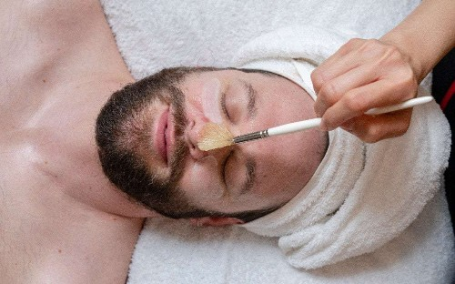 I'm ready for my gentleman's facial now: what happened when we sent three midlife men to sample spa life