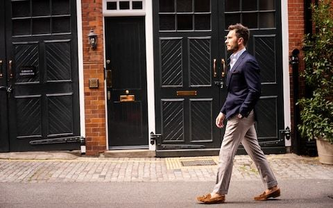 Tailor Luke Sweeney on Rat Pack style and the socks to always avoid