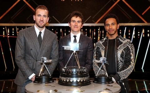 Harry Kane: Club rivalries make it hard for a footballer to win BBC Sports Personality of the Year award
