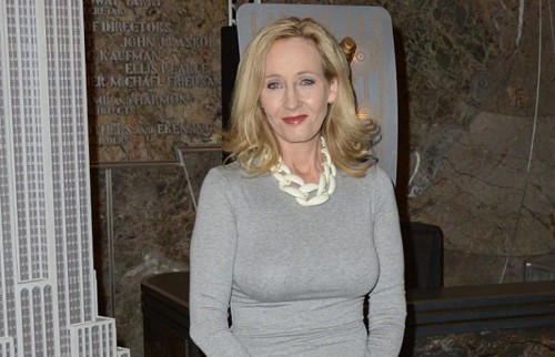 SNP and Ukip supporters target JK Rowling on Twitter