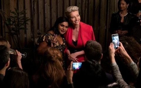 Late Night review: watchable talk show comedy denies Emma Thompson her Miranda Priestley moment