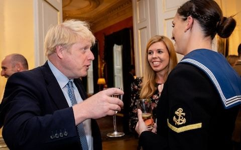 Boris Johnson says Nato is the most successful military alliance in the world ahead of meeting with Donald Trump