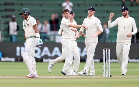 South Africa's problems mounting on and off the field as they stand on cusp of going 2-1 down against England