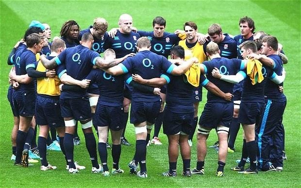 England v Australia: We must crash the southern party to have a chance of winning the 2015 Rugby World Cup