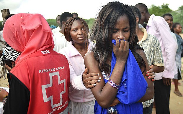 Kenya university attack: 'They were lined up and executed'