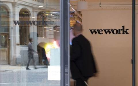WeWork could lay off 4,000 workers under strict Softbank rescue plan