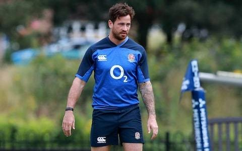 Danny Cipriani to undergo additional fitness work as England call up Alex Dombrandt to World Cup training squad