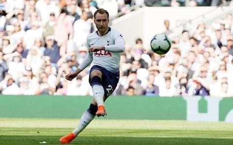 Tottenham expect Christian Eriksen back for pre-season training amid Real Madrid transfer uncertainty