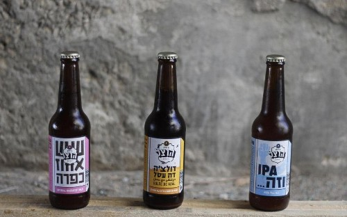 Jerusalem brewery selling 'biblical beer' it claims dates back to time of Christ