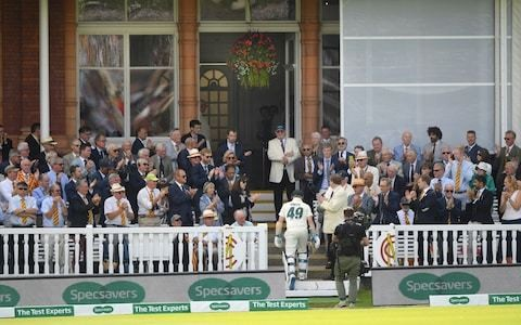 MCC member ejected from Lord's Pavilion for allegedly verbally abusing Steve Smith