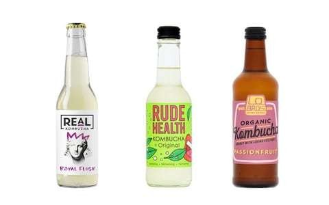 Six of the best kombucha drinks, tried and tested