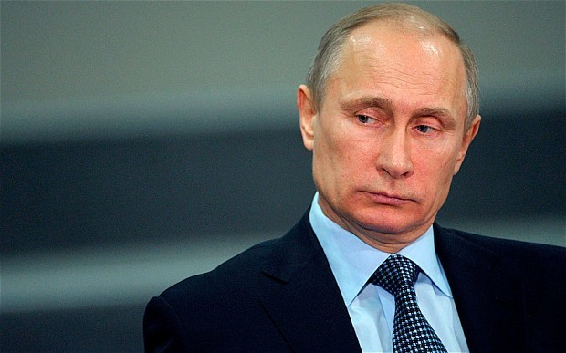 Vladimir Putin dissolves Russia's RIA Novosti