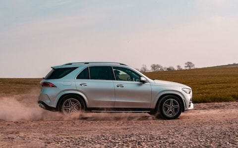Mercedes-Benz GLE review: a swanky SUV, but it's a little short on substance