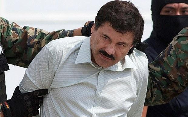 Mexican drug baron El Chapo narrowly evades recapture