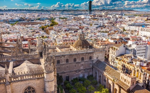 Where to stay and what to do in Seville