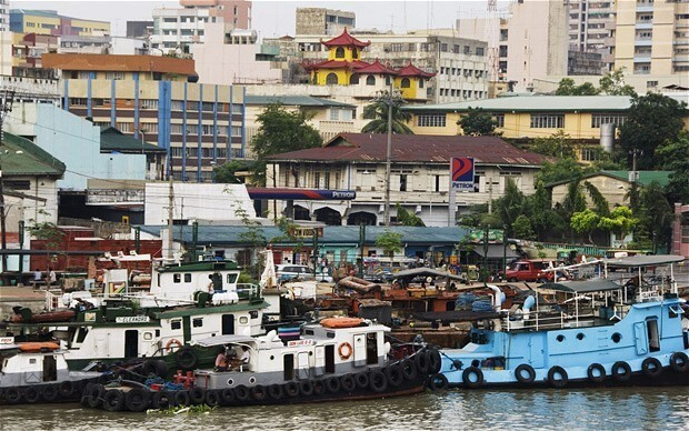 Philippines takes China's crown as region's fastest growing economy