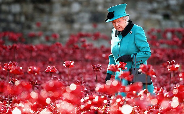 Honours for Tower of London poppy artists