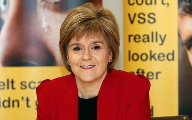 Nicola Sturgeon warned devo max threatens 138,000 jobs