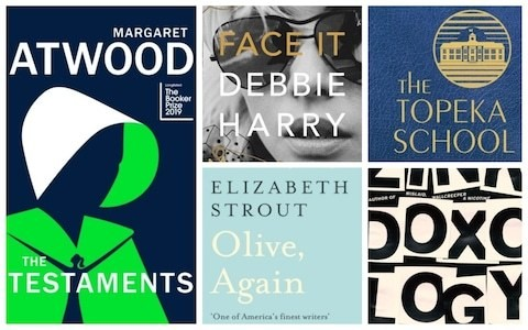 The 11 must-read books of autumn 2019