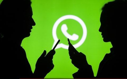 The full stop on Whatsapp is the most cutting weapon of choice - use it wisely