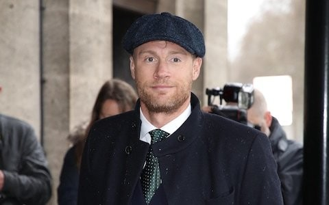 Freddie Flintoff on how he spends his Saturdays... box-set bingeing with a Deliveroo