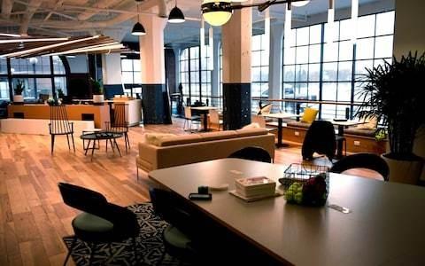 Regus-owner IWG considers £3bn US spin off
