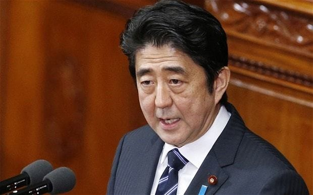 Japan joins ugly contest with tsunami of money