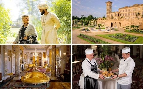 Osborne House dishes up royal recipes to celebrate Queen Victoria's 200th birthday