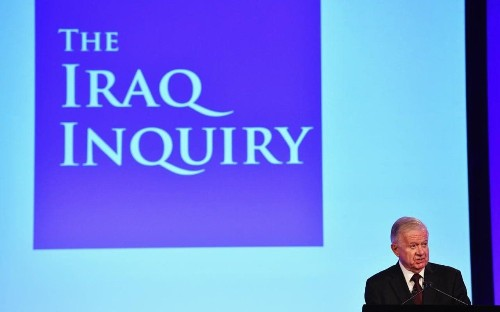 Chilcot report - how the world reacted: 'A very British masterclass in quiet, restrained but devastating critique'