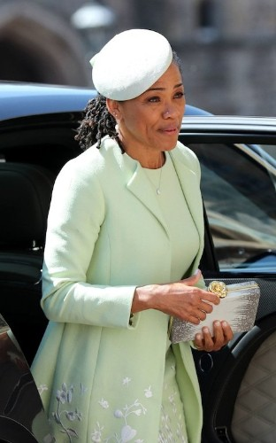 Ms Doria Loyce          Ragland Mother  of Duchess Meghan Markle   - cover