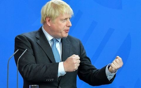 One month of Boris in charge has totally reinvigorated the Tory Party