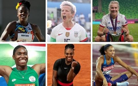 From Wyomia Tyus to Alysia Montano: The sportswomen who have been fighting for their rights from dawn of time