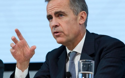 Speculation grows about Mark Carney's future at the Bank of England