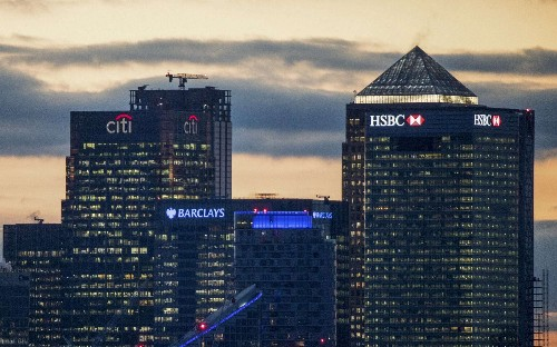 HSBC pulls together hit list of multi-millionaire employees in race to cut costs
