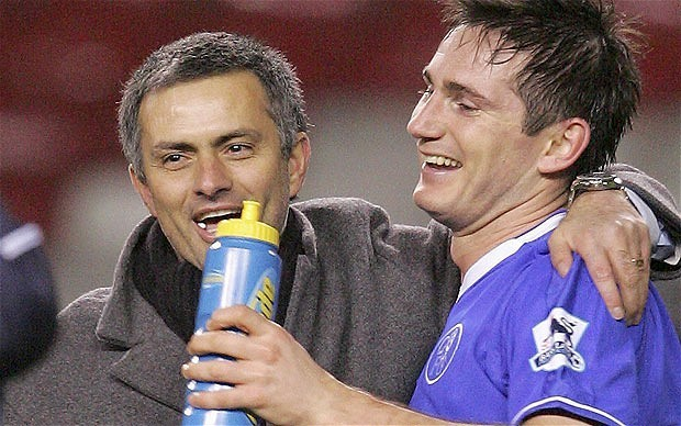 Frank Lampard: I want new Chelsea deal so I can work with Jose Mourinho again