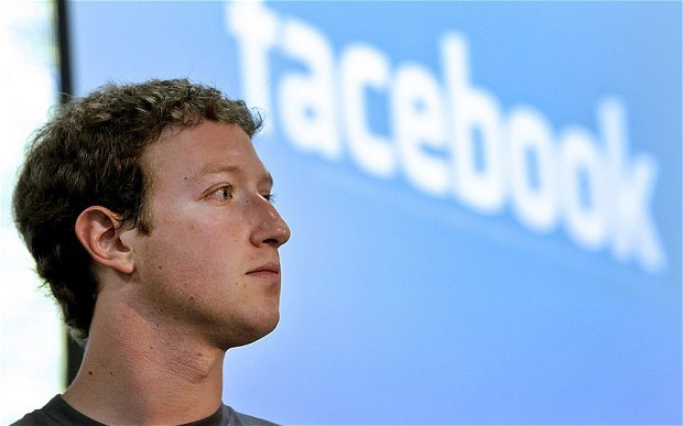 What's up with Facebook?