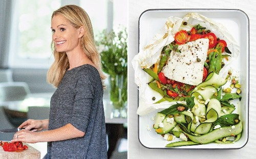 Louise Parker's beautiful, healthy recipes that can help you ditch the diet