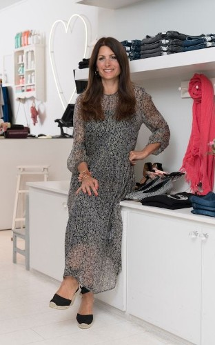 Iris's Annie Pollet on how she juggles five children with running a fashion business