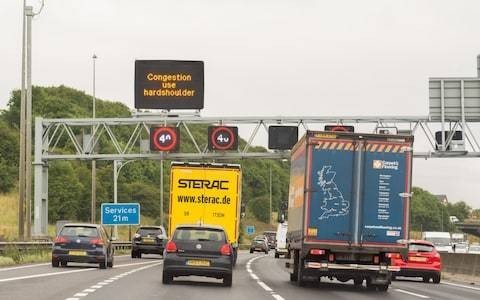 Smart motorways can 'confuse' drivers over whether it is safe to pull onto hard shoulder, coroner warns