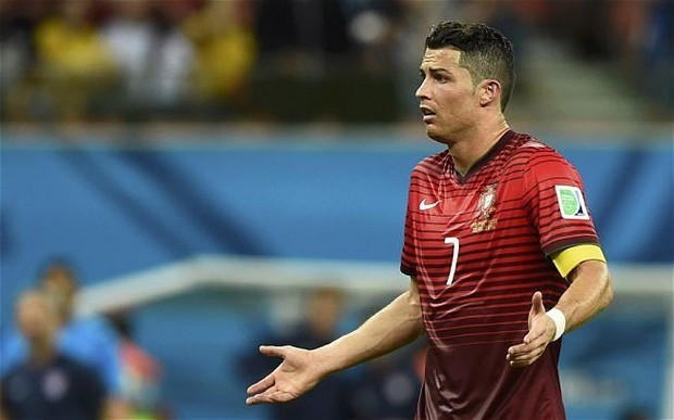 World Cup 2014: Cristiano Ronaldo's personal duel with Lionel Messi is affecting his performances for Portugal