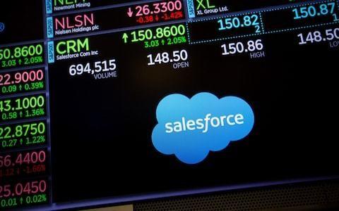 Salesforce launches $125m European technology fund for start-ups