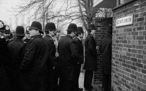 Caught short: A potted history of Britain's public loos