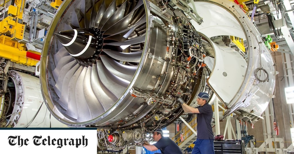Market report: Rolls-Royce shares dive to 16-year low